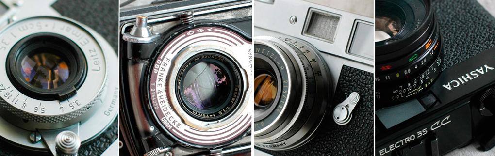 Begagnade kameror stockholm